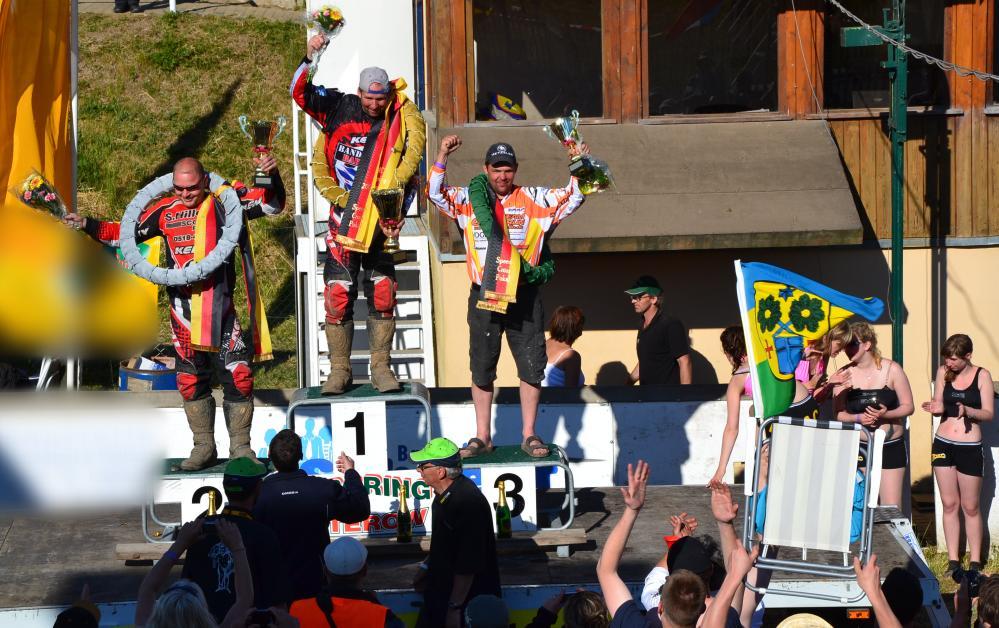 Internationales 92. Teterower Bergringrennen 2012